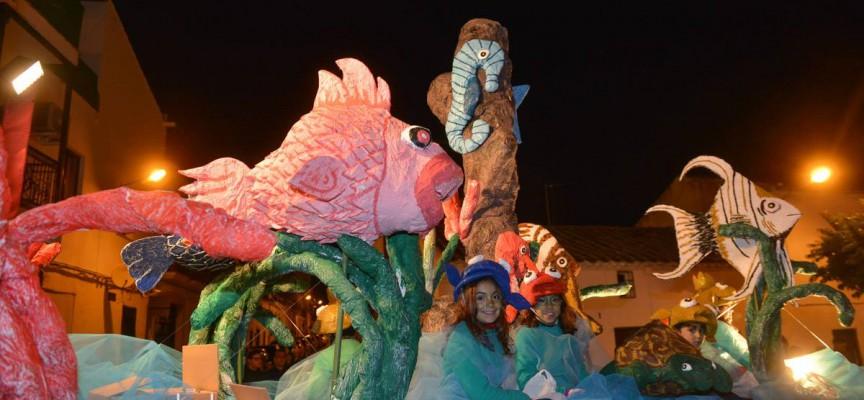 Elegidas las carrozas premiadas de la Cabalgata de Reyes de Pozoblanco