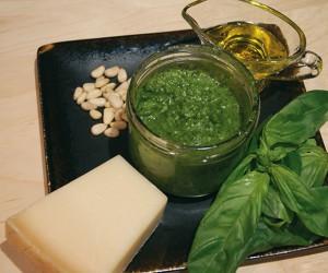 Comida antienvejecimiento [8/152]: Salsa pesto