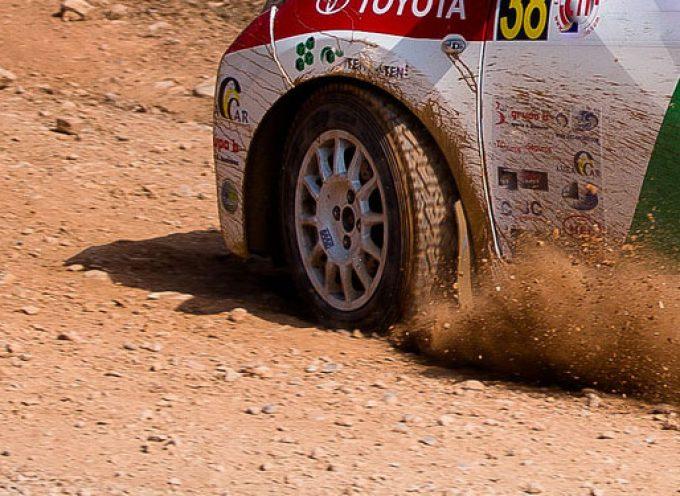 La Copa Kobe Motor anuncia que estará en el Rallye de tierra Ciudad de Pozoblanco