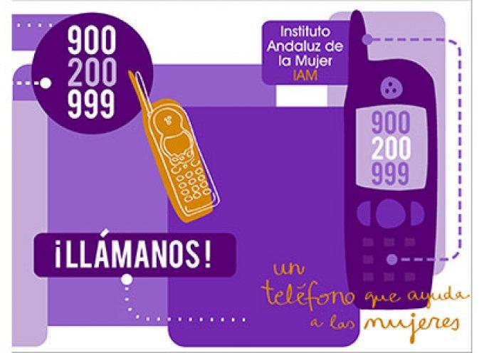 Aumentan las consultas por violencia de género del Teléfono de Información a la Mujer del IAM
