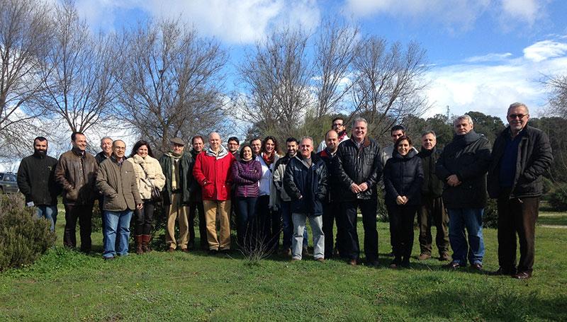 Comisión de Conservación e Investigación del Parque de Cardeña-Montoro