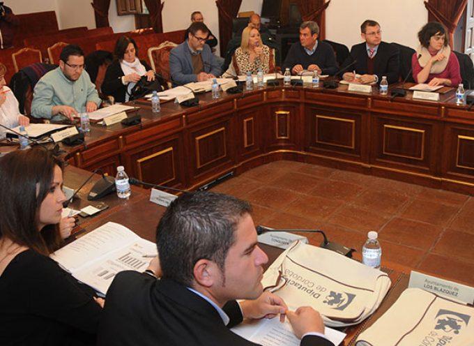 Los de Conquista, Villanueva de Córdoba, Dos Torres y Cardeña en el Consejo de Alcaldes