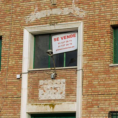 La antigua casa cuartel de la Guardia Civil de Pedroche, cada año más barata