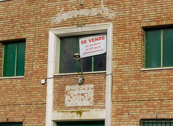 La casa cuartel de la Guardia Civil de Pedroche sigue en venta