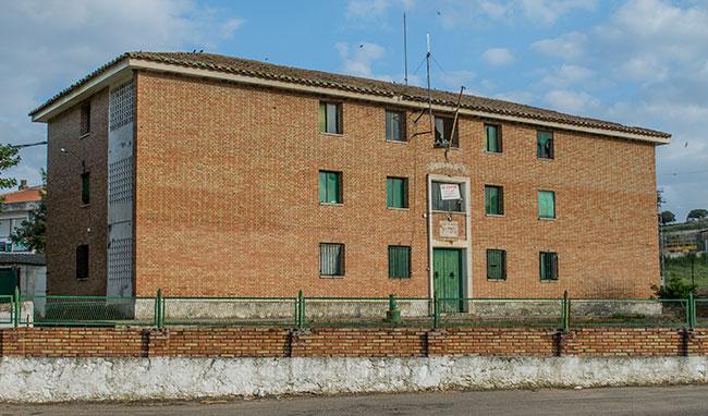 Casa cuartel de la Guardia Civil de Pedroche