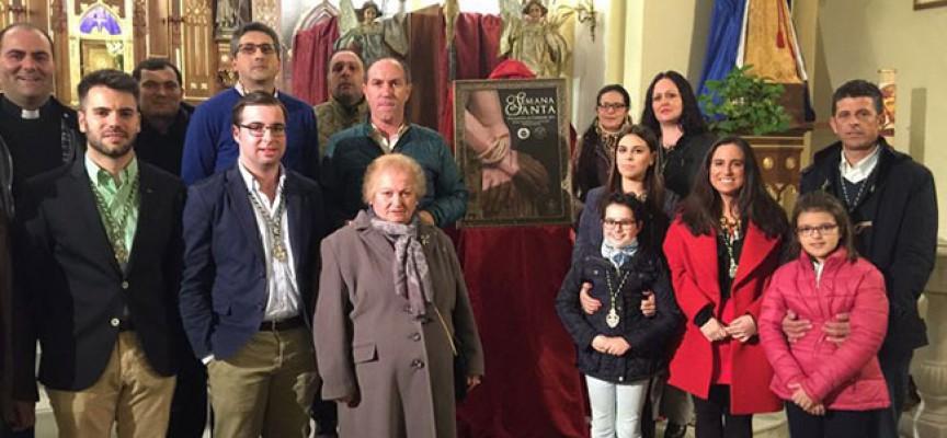 Presentado el cartel que anunciará la Semana Santa de Villanueva de Córdoba