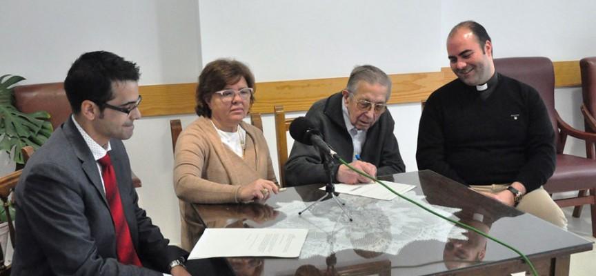 La Caixa aporta 2.500 euros a la Fundación Hospital Jesús Nazareno de Villanueva de Córdoba