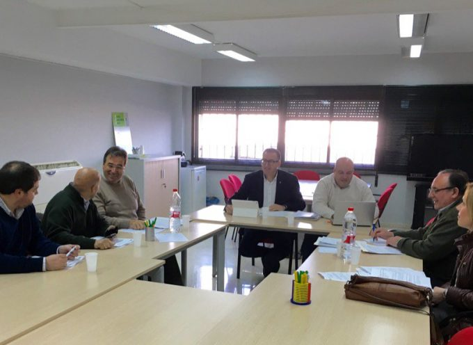 La directiva de ADROCHES aprueba la solicitud a la Junta como grupo de desarrollo rural