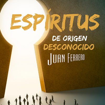 Hablando del libro 'Espíritus de origen desconocido' de Juan Ferrero