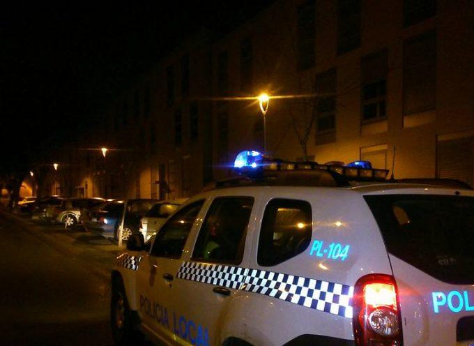 Detenido un joven en Pozoblanco por un caso de 'violencia doméstica'