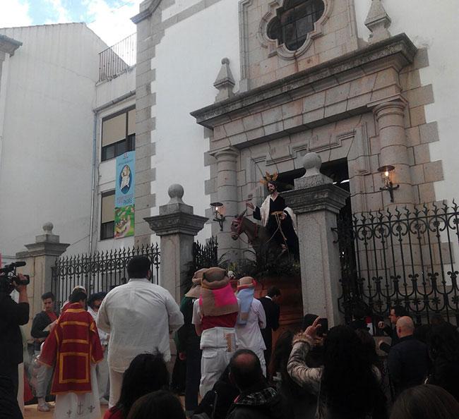 Domingo de Ramos Pozoblanco