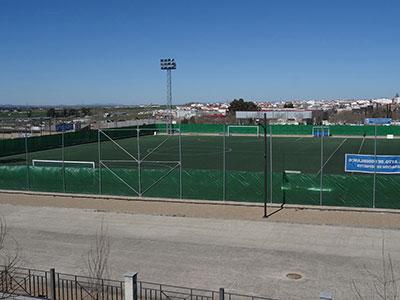 campo de fútbol Eleuterio Olmo de Pozoblanco