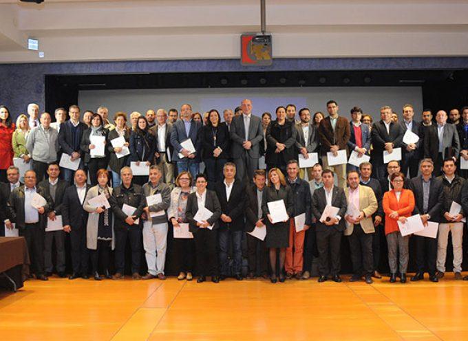 Diputación y Ayuntamientos firman el convenio marco de la Acción Concertada