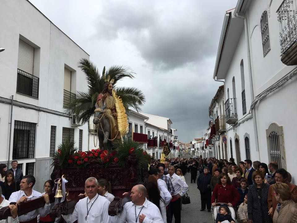 Domingo de Ramos - El Viso