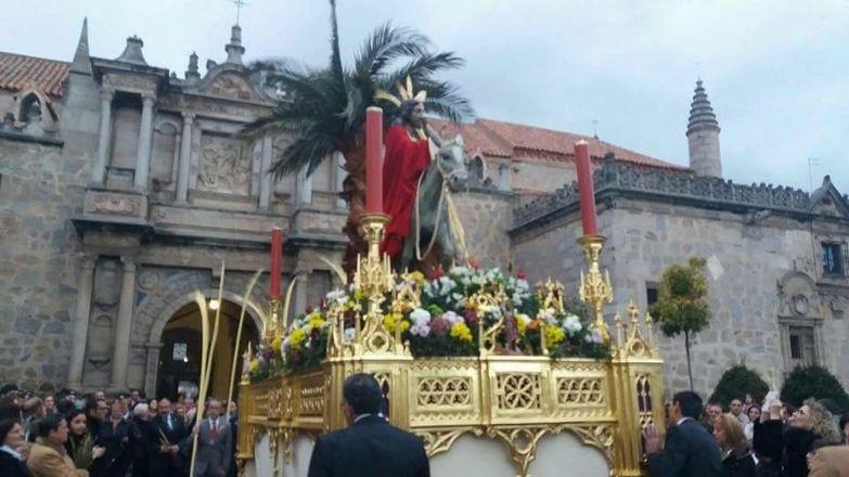 Domingo de Ramos Hinojosa
