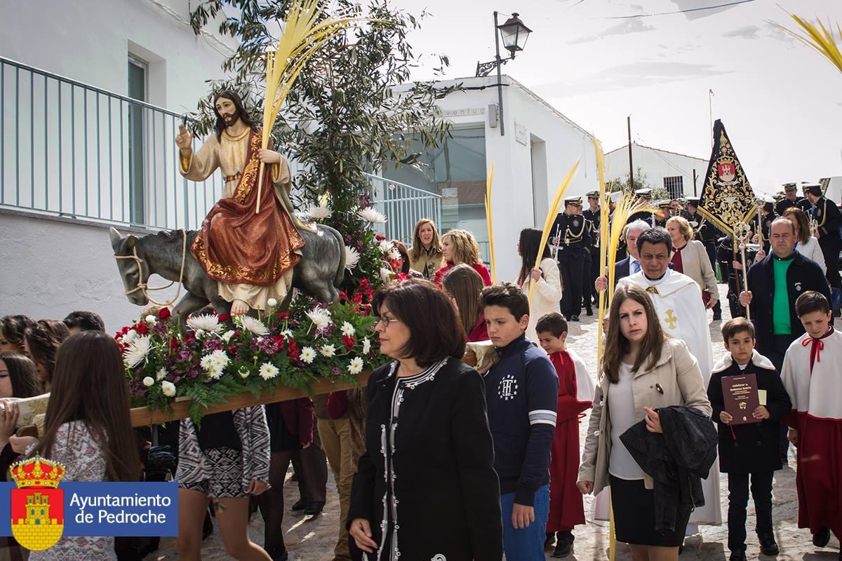 Domingo de Ramos - Pedroche
