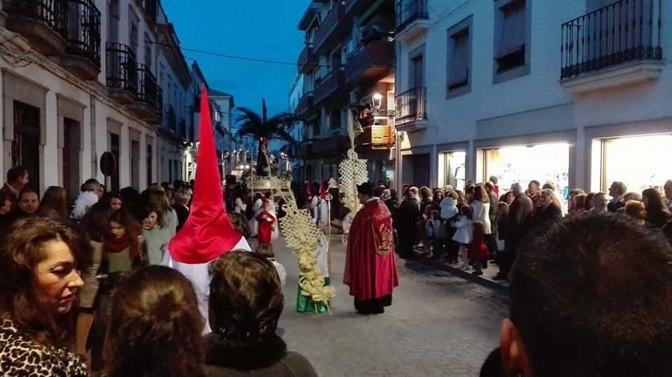 Domingo de Ramos - Villanueva de Córdoba