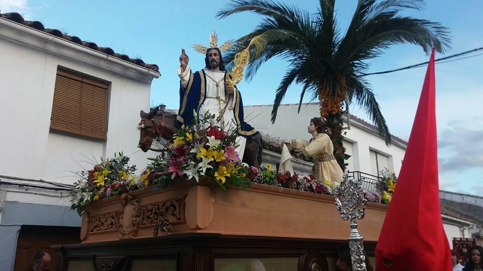 Domingo de Ramos Villanueva de Córdoba