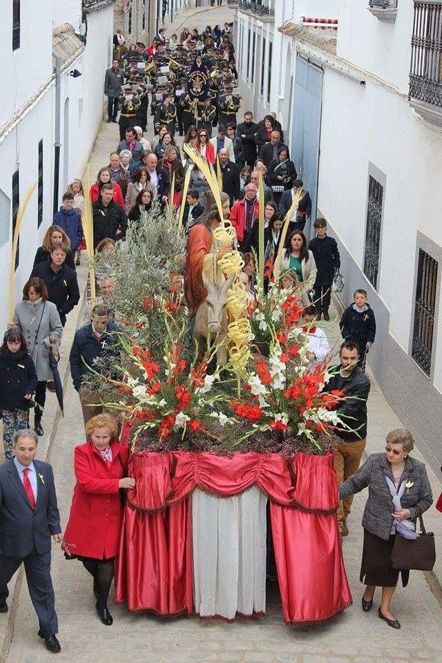 Domingo de Ramos Villanueva del Duque