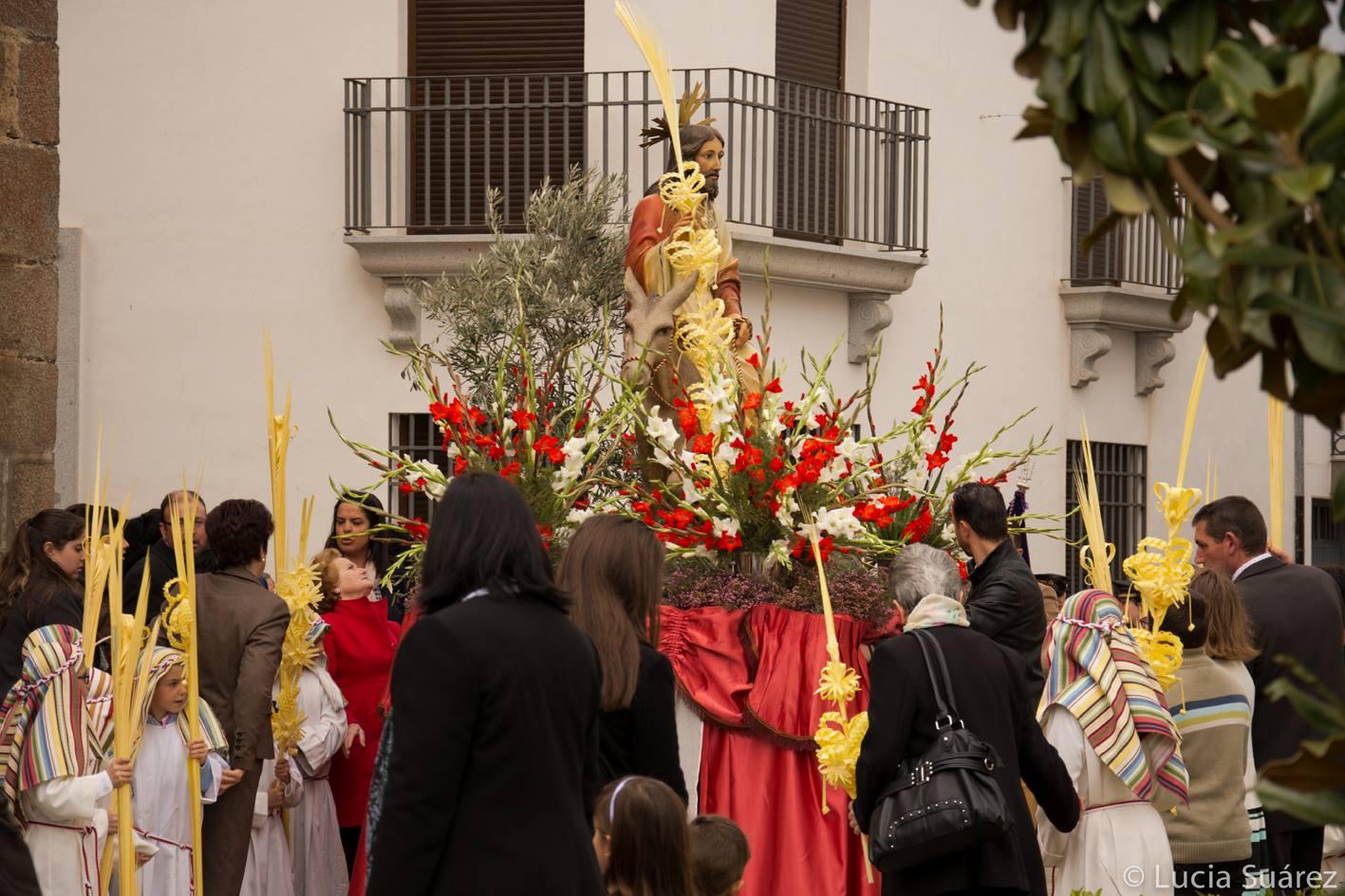 Domingo de Ramos - Villanueva del Duque
