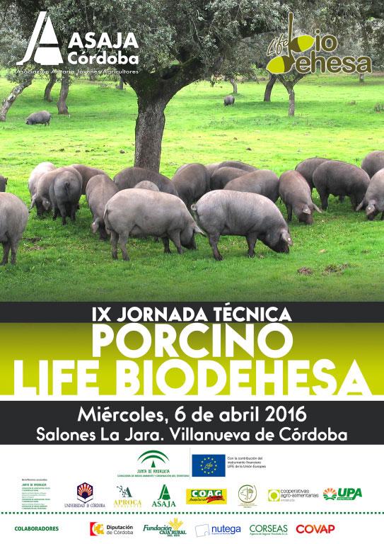 Jornada Técnica Porcino Life Biodehesa