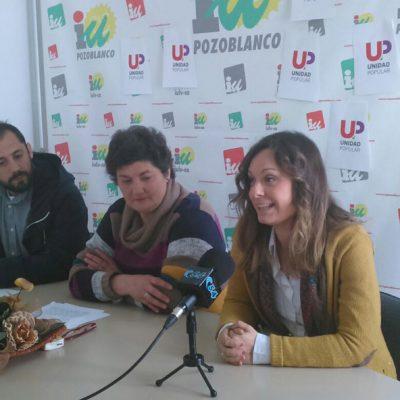 La Delegada Provincial de Igualdad y Cooperación al Desarrollo visita Los Pedroches