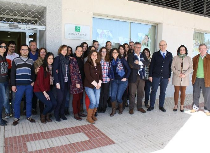 La Junta pone en marcha la tercera edición de las Lanzaderas de Andalucía Emprende