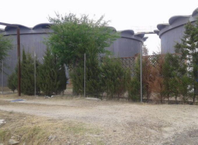 Aqualia hará la limpieza de los depósitos de agua generales de Pozoblanco