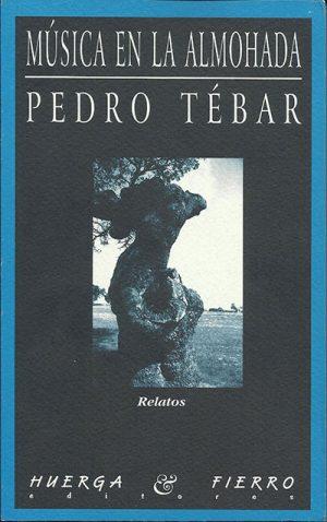 Musica en la almohada Pedro Tebar