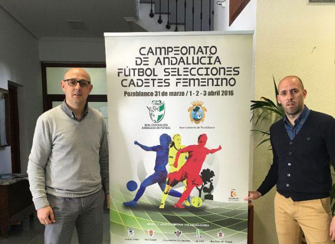 Promoción de Los Pedroches aprovechando el campeonato de fútbol femenino