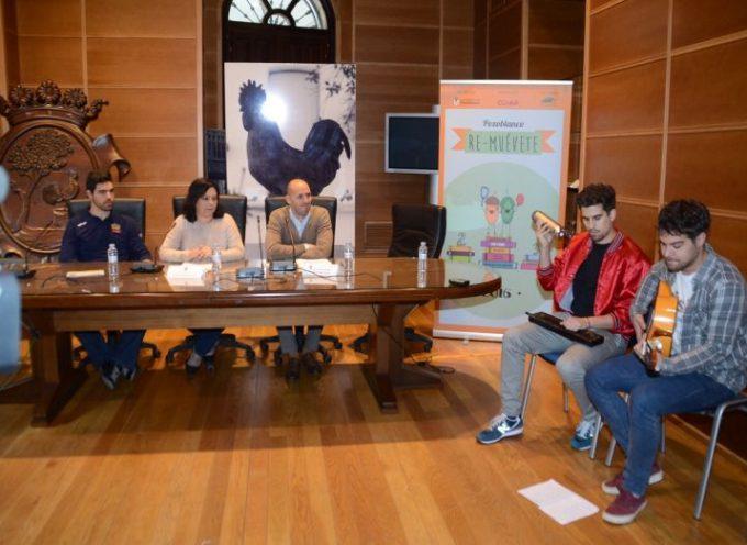 El programa Re-Muévete, en Pozoblanco, inculcará hábitos deportivos y saludables