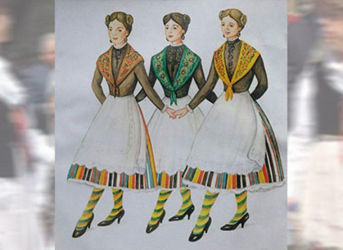 Potenciando el uso del traje típico en la Romería de la Antigua de Hinojosa del Duque