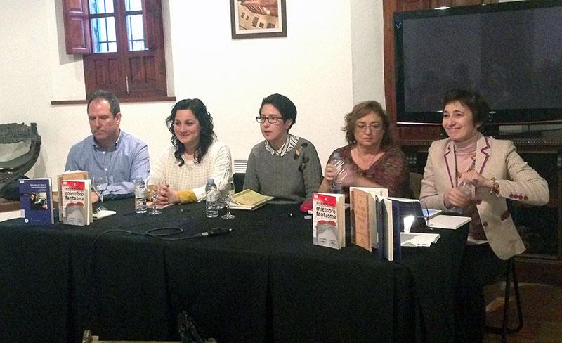 De tertulia con las candidatas al Premio Solienses en Pozoblanco