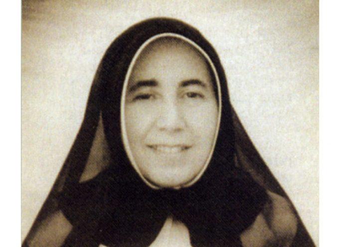 La escolapia María de las Nieves, de Villanueva de Córdoba, es declarada 'venerable'