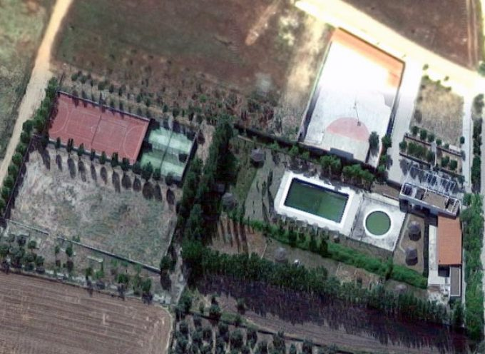 En Villaralto se ha aprobado la construcción de un pabellón deportivo cubierto