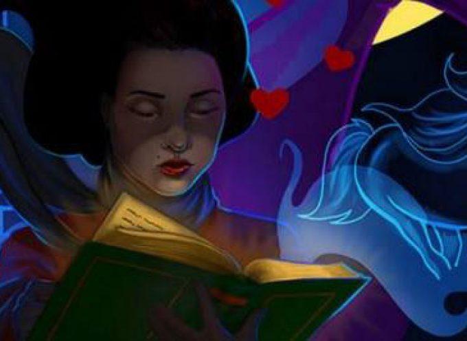 El canal literario 'Atrapada en unas hojas de papel'