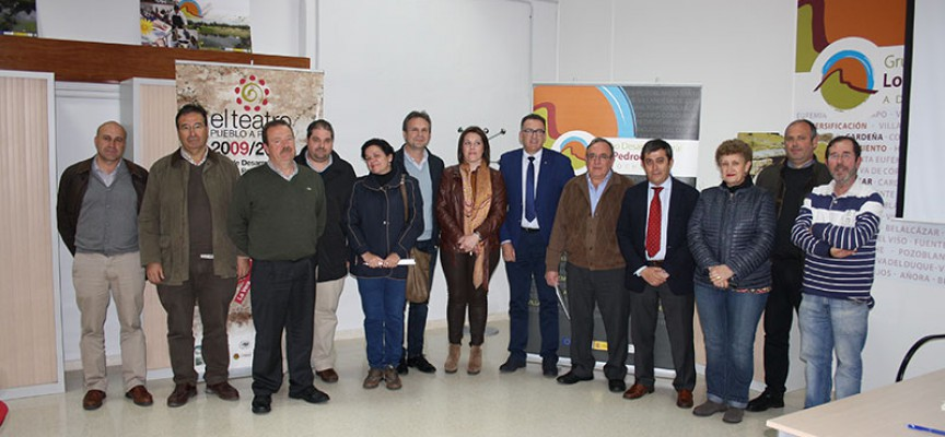 Juan Díaz es reelegido presidente de la Asociación ADROCHES – GDR Los Pedroches