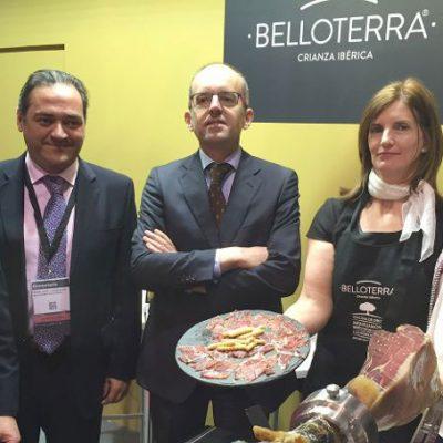 Ortiz destaca la importancia de la industria agroalimentaria andaluza