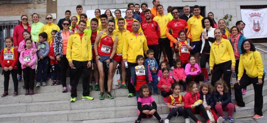 Casi 200 participantes en la II Carrera Usía 'Ruta de la Dehesa y la Ganadería en Dos Torres'