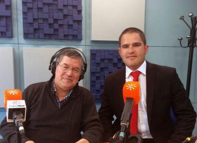 Hablando de Conquista y del Día del Cordero en Canal Sur Radio [audio]