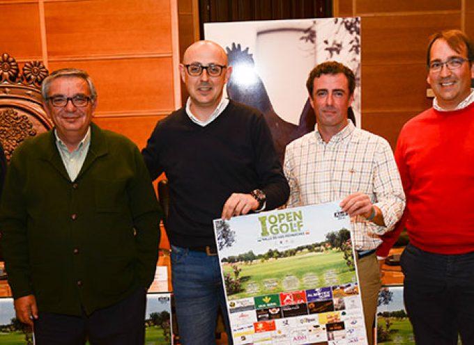 El I Open de Golf Valle de Los Pedroches arranca el sábado en Pozoblanco