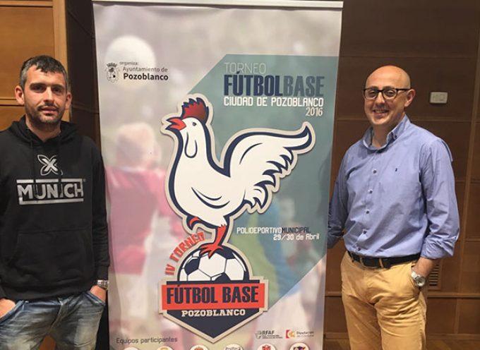 El IV Torneo Fútbol Base prevé atraer unas 7.000 personas a Pozoblanco este fin de semana