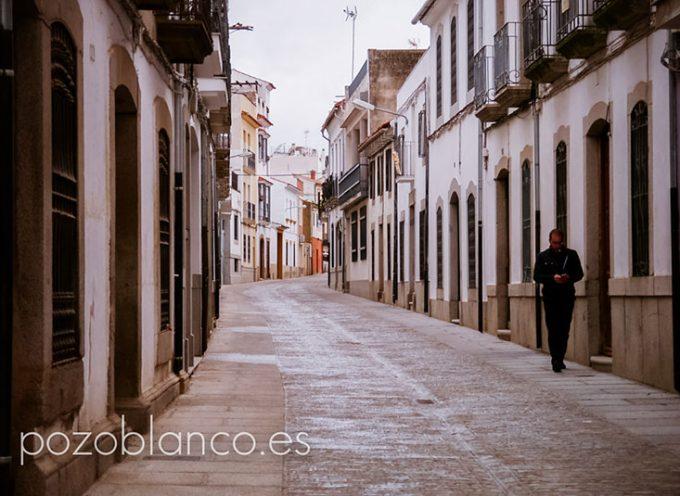 La calle Doctor Rodríguez Blanco de Pozoblanco vuelve a estar abierta al tráfico