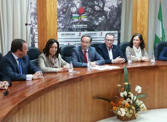 Las obras de la carretera que une Alcaracejos e Hinojosa del Duque tienen un presupuesto de 1,85 millones
