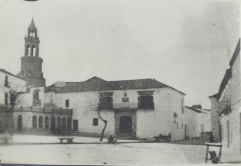 Pedroche - Foto antigua