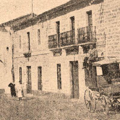 Fiestas, costumbres, cantos y bailes en Los Pedroches según Alfredo Gil Muñiz, año 1925