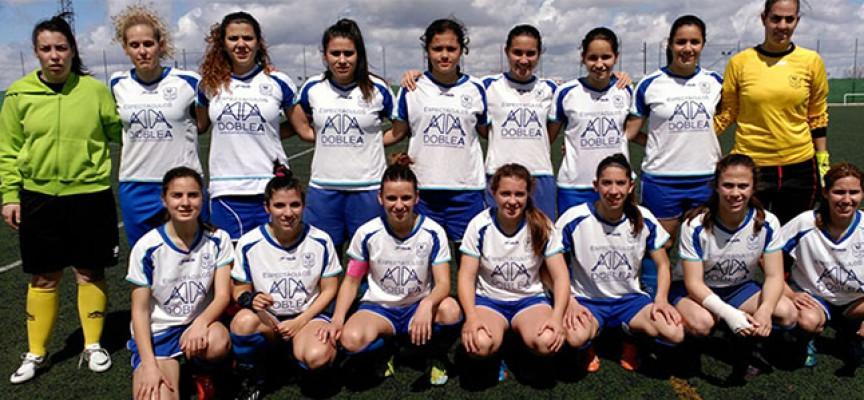 Pozoalbense derrota a Salesianos Algeciras en el ascenso a Segunda Femenina