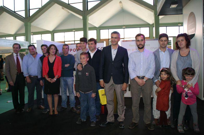 Premiados del Concurso Nacional de la Raza Caprina Murciano