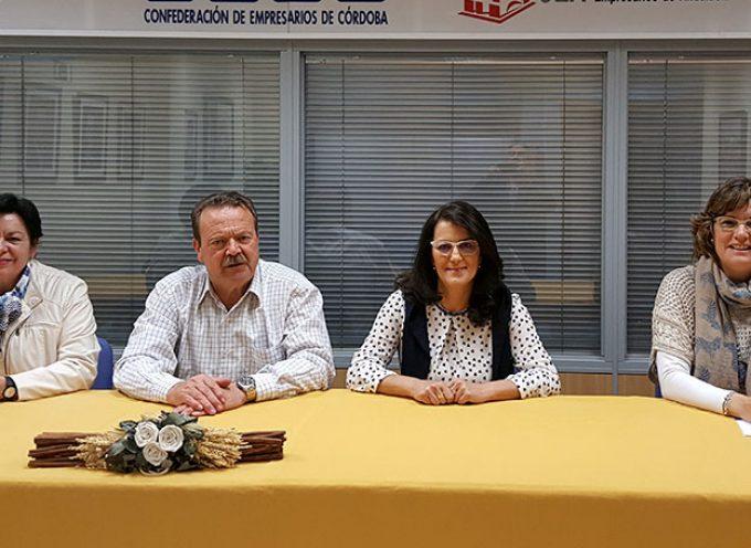 Asamblea General de Socios en la Asociación de Empresarios de Pozoblanco