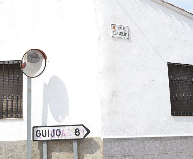 Calle El Guijo